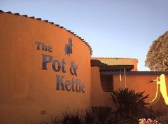 The pot and kettle, Bothas hill