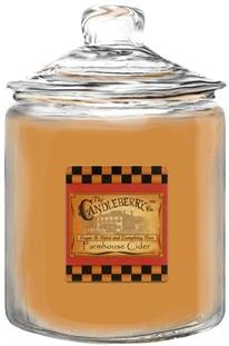 I would LOVE to have one of these candles. I want one this size!!  I have to say Candleberry is my favorite candle of all with Village close behind and then Yankee.  Candleberry Maple Toddy is the best!!!