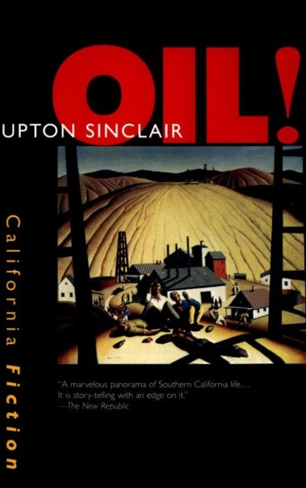 Oil by Upton Sinclair: Worth Reading, Books Worth, Blood, Sinclair Top, Books To Read, Oil