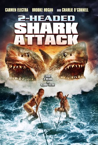 Monster Shark Attack [HD] (2012) | evid