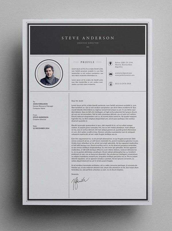 Resume CV on Behance