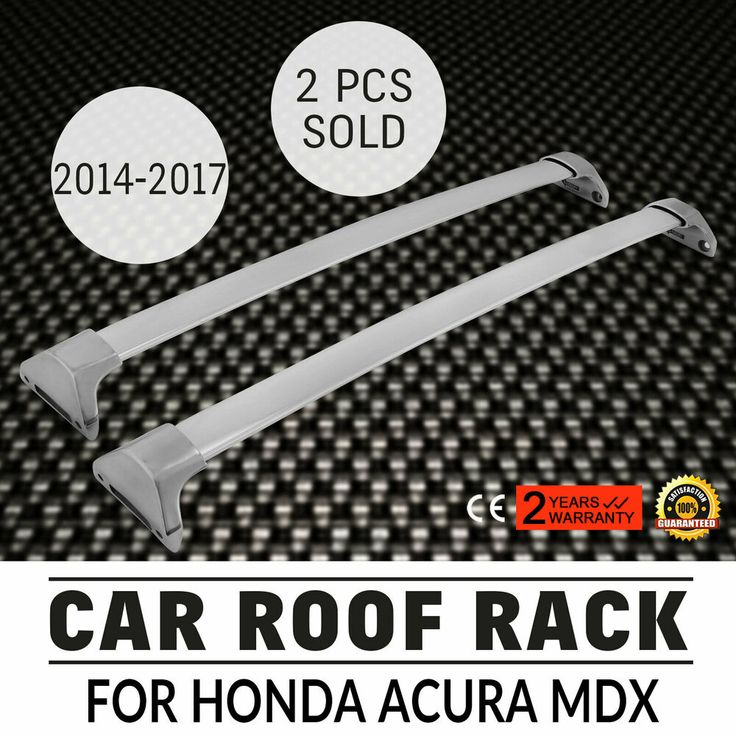 eBay Sponsored 2 PCS Silver Fit for Acura MDX 20142019
