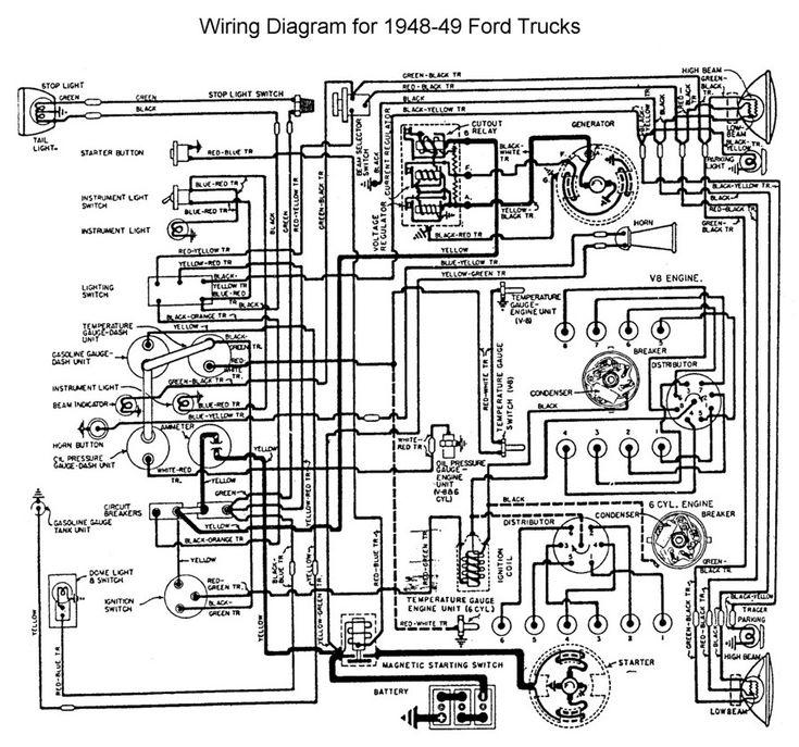 1949 ford f1 headlight switch wiring diagram wiring diagram fuse rh friendsoffido co 1949 ford headlight switch wiring diagram 1949 ford 8n wiring diagram