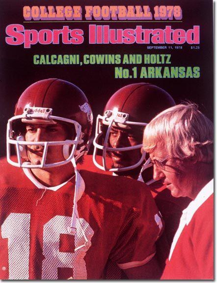 No. 1 Arkansas 1978 #razorbacksforever