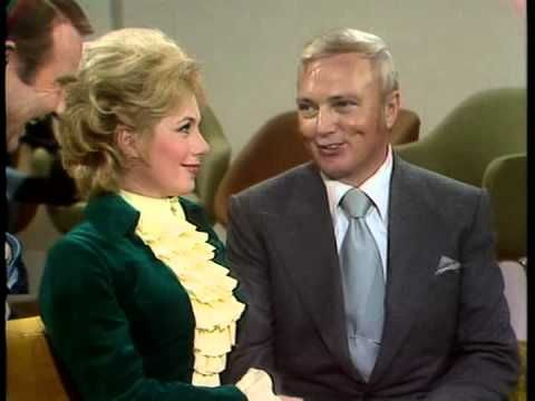 Ralph Edwards' show This is Your Life celebrates Shirley Jones on her birthday in 1971