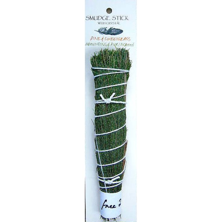 Powerful Pine, Lavender & Sweetgrass Smudge Stick  Our Pine, Lavender & Sweetgrass smudge stick is great for grounding and purification. It is also proudly made in Australia from australian plants and herbs. Only $21.00