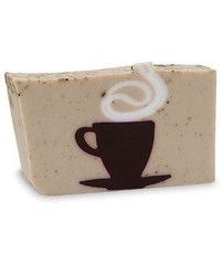 Coffee Soap Bar - coffee scented w/ coffee grinds remove odors