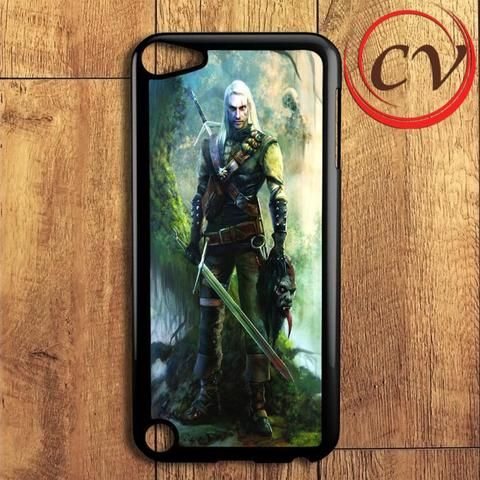 The Witcher Game Vedmak iPod 5 Case