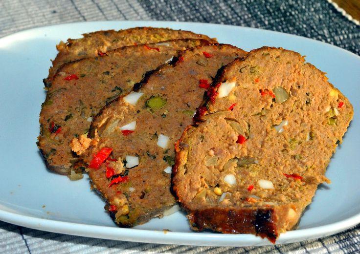 Makkelijk Koken: Gehaktbrood oosterse stijl