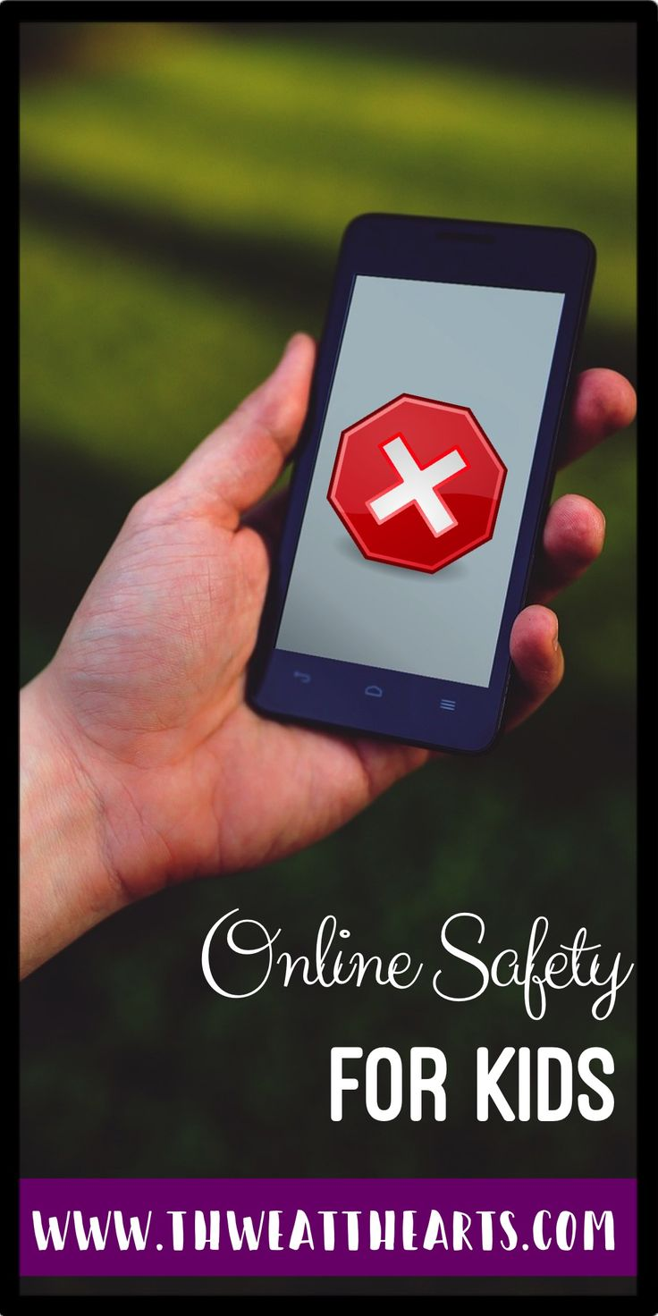 Lesson Plan for Online Safety for Elementary Students
