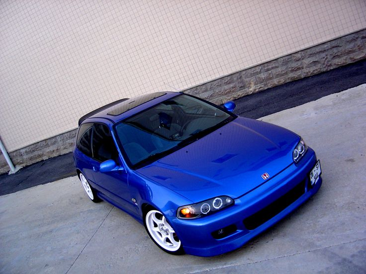 1993 Honda Civic Si Hatchback                                                                                                                                                                                 More