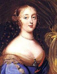 Madame de Montespan (1640-1704) es una de las favoritas más importantes de Luis XIV de Francia. Hija de Gabriel de Rochechouart de Mortemart, duque de Mortemart y de Diana de Grandseigne, Francisca, que se hizo llamar después Athénaïs, estudió en el convento de las Saintes. En 1658, al terminar sus estudios salió del convento con el nombre de Mademoiselle de Tonnay-Charente. Poco después de llegar a la corte de Francia, la joven fue puesta al servicio de Enriqueta Ana de Inglaterra.