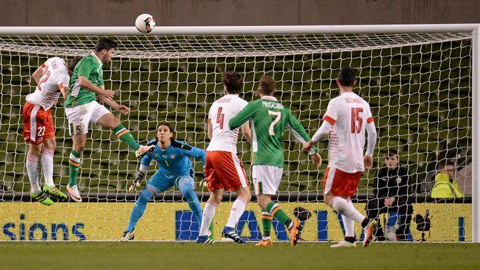 Ireland 1 - 0 Switzerland - Fresh Highlights