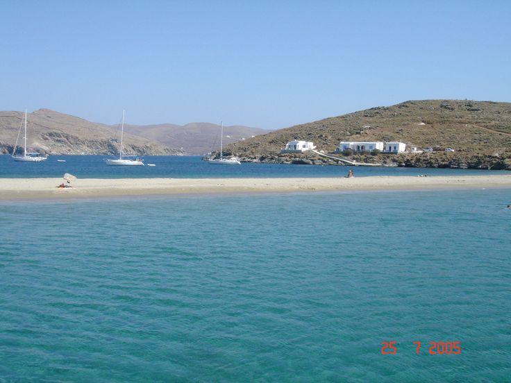 Kithnos island - visit greece