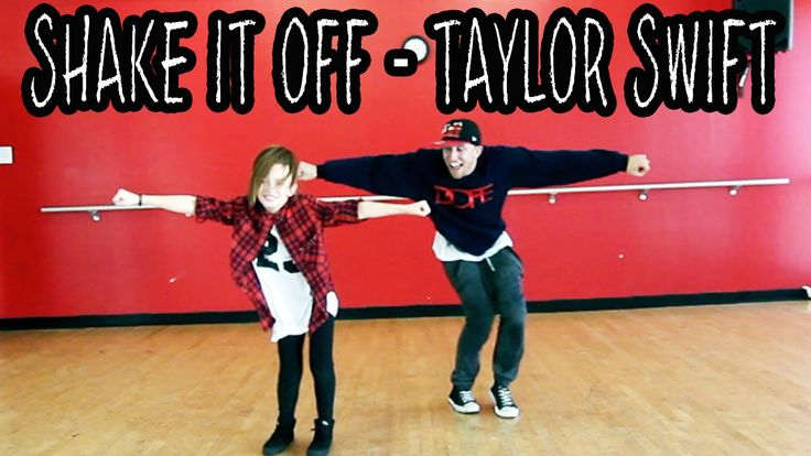 SHAKE IT OFF - Taylor Swift | @MattSteffanina ft 11 y/o Taylor Hatala (D...