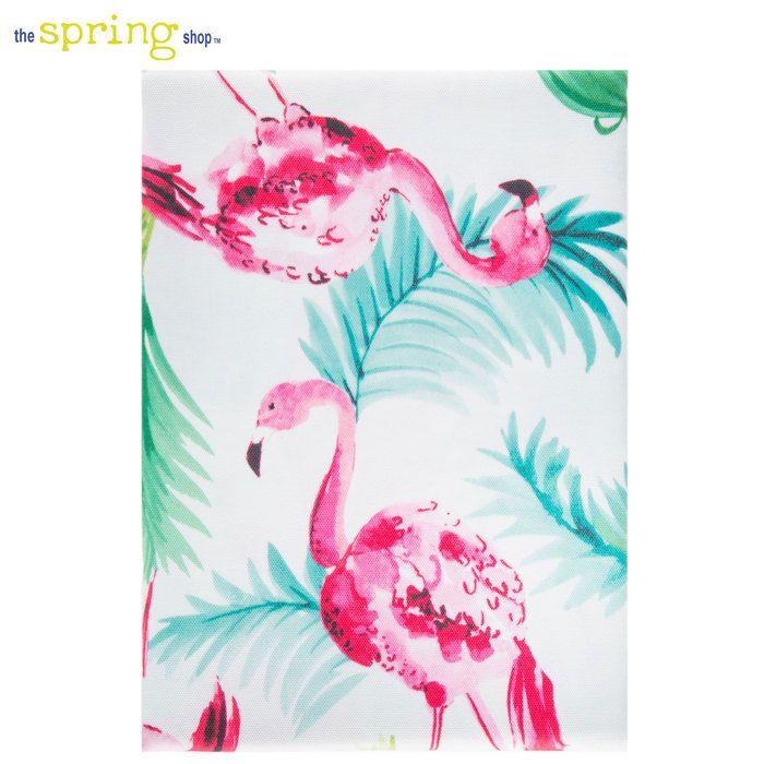 Hobbylobby Flamingo Spillproof Tablecloth Table Cloth