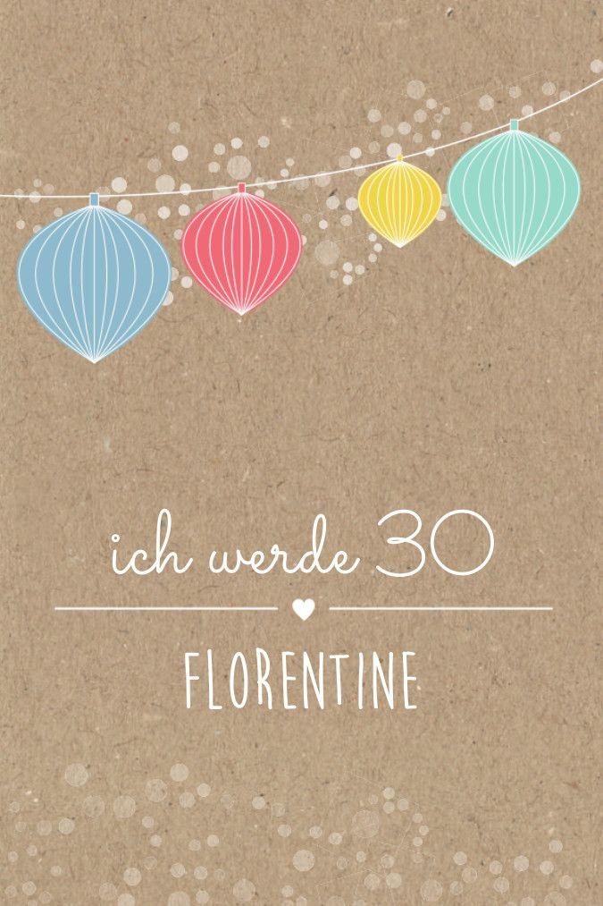 Die 25 besten ideen zu einladung 30 geburtstag auf pinterest einladungskarten 30 geburtstag - Pinterest einladungskarten ...