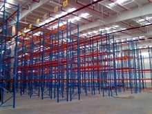 2016 years cheap Q235b steel pallet racking systems