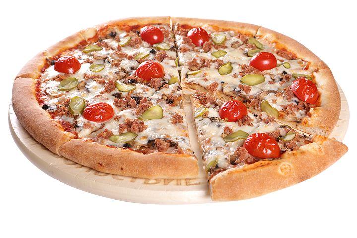 Мистер Черри 30см за 290р. - доставка пиццы в Магнитогорске из ресторана Фарфор