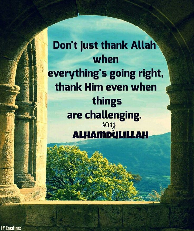 Thank You Allah For Everything Quotes: 472 Best Alhamdulillah Images On Pinterest