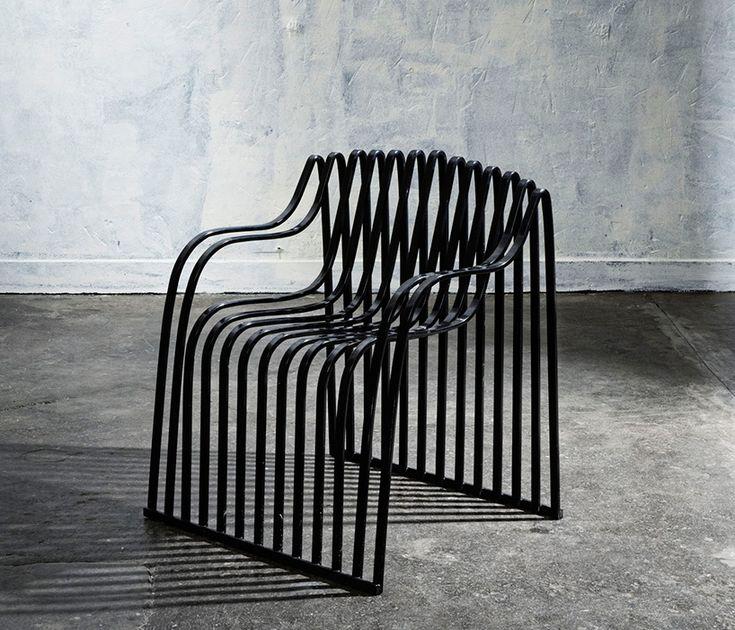 garden chair- by julian mayor