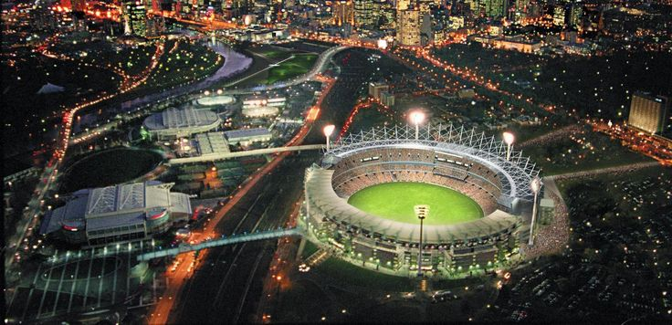 Melbourne Cricket Ground: Human or natural ?