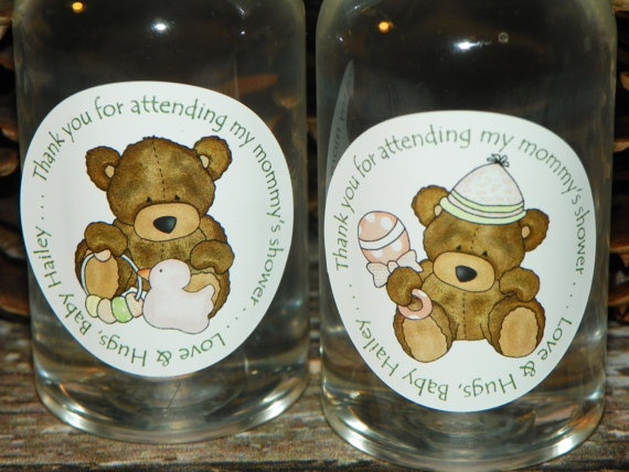 Baby Shower Favors Lotion ~ Twinkle twinkle little star baby shower favor little star hand