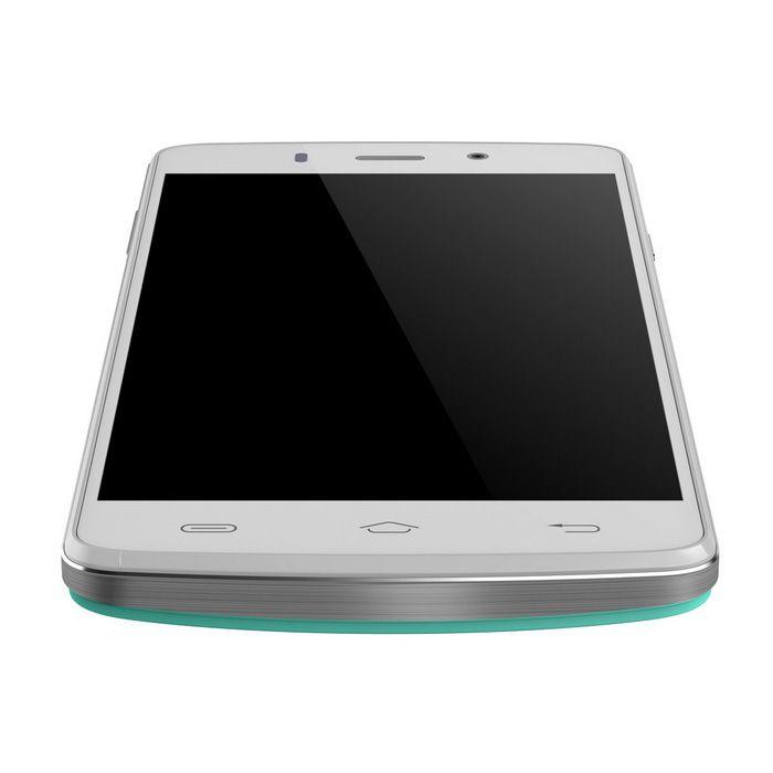 Mlais MX BASE Android 5.1 4G Phone w/ 2GB RAM, 16GB ROM - Blue