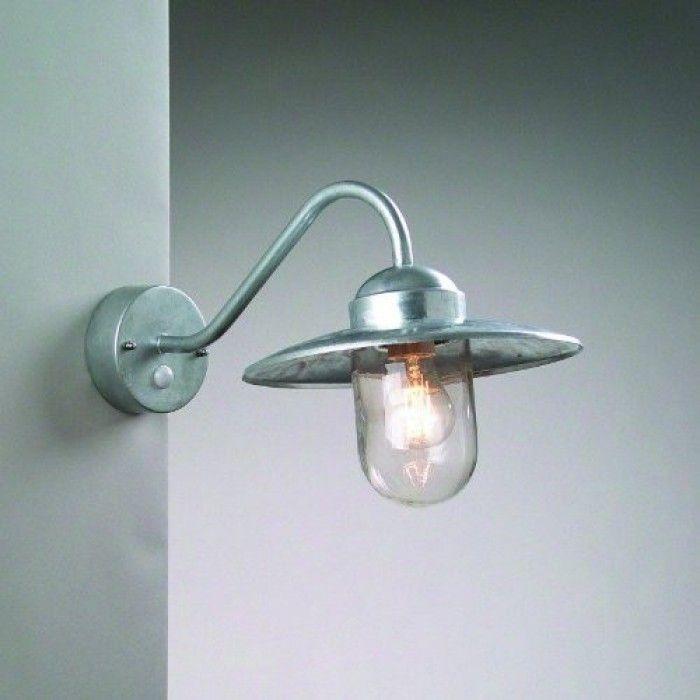 Luxembourg met sensor (stockopruiming) - bewegingsmelder lampen - buitenverlichting  - Lichtkoning.be