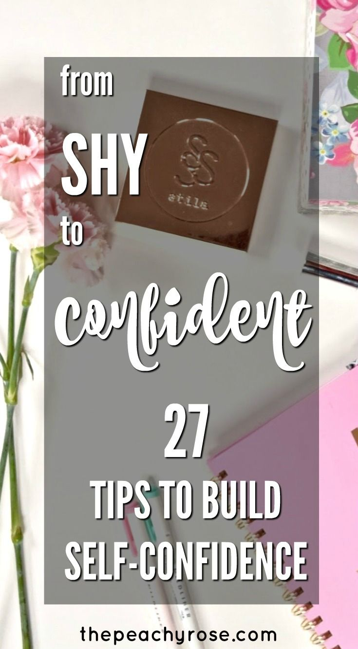 It seems like confidence comes naturally to some more than others. But even the most confident people can have moments of self-doubt. The difference is they know how to pick themselves back up during those moments. Read these 27 tips to build your self-confidence and motivate you throughout the day!