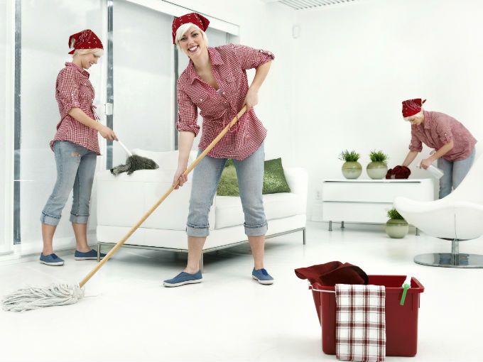 Rutina y calendario de limpieza para tu casa