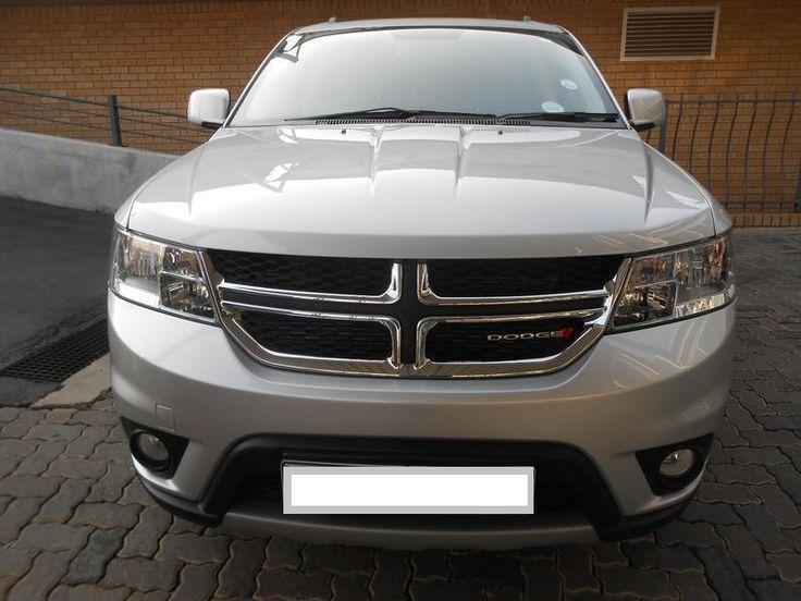 2014 Silver Dodge Journey 3.6 R/T  www.isellcarz.co.za contactus@isellcarz.co.za