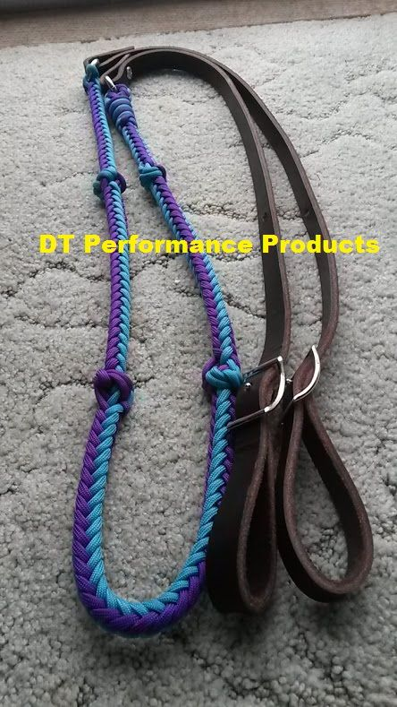 20 best paracord reins and barrel reins images on for Paracord horse bridle