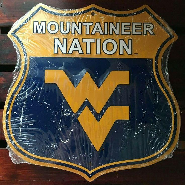 WVU MOUNTAINEERS / LICENSED WEST VIRGINIA MOUNTAINEERS