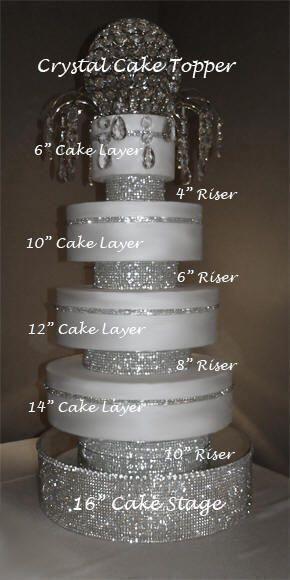 http://decoratemywedding.com/IMAGES/crystal_cakes2/rhinestone_risers_example.jpg