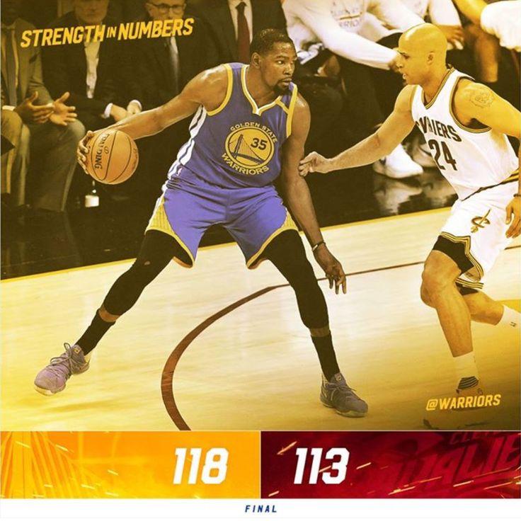 Game 3, KD, 2017 NBA Finals