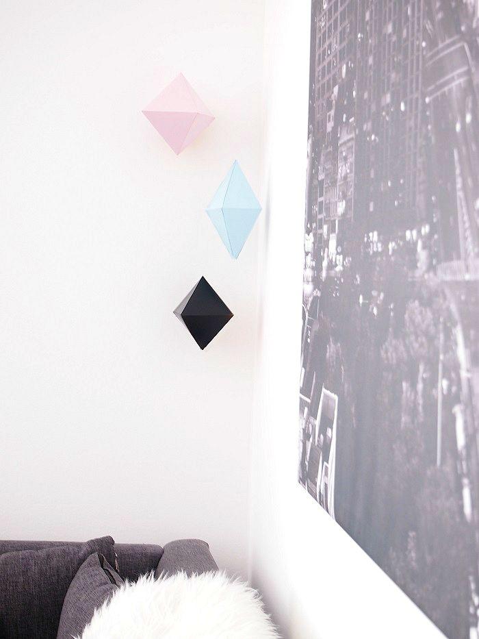 DIY geometrisch