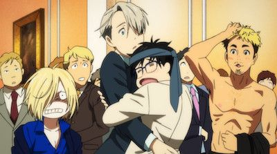 Yuri!!! on Ice ‒ Episode 10 Ya'll realize this is the ONLY promise Viktor has ever remembered right? THE ONLY ONE