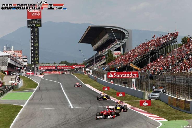Gran Premio de #España Formula 1 - #Montmeló 2013 #Barcelona