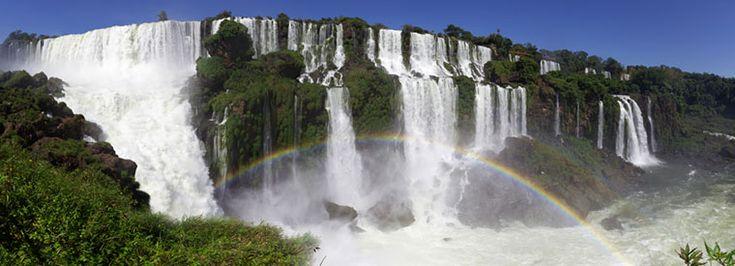 Destination Iguazu Falls, Argentina
