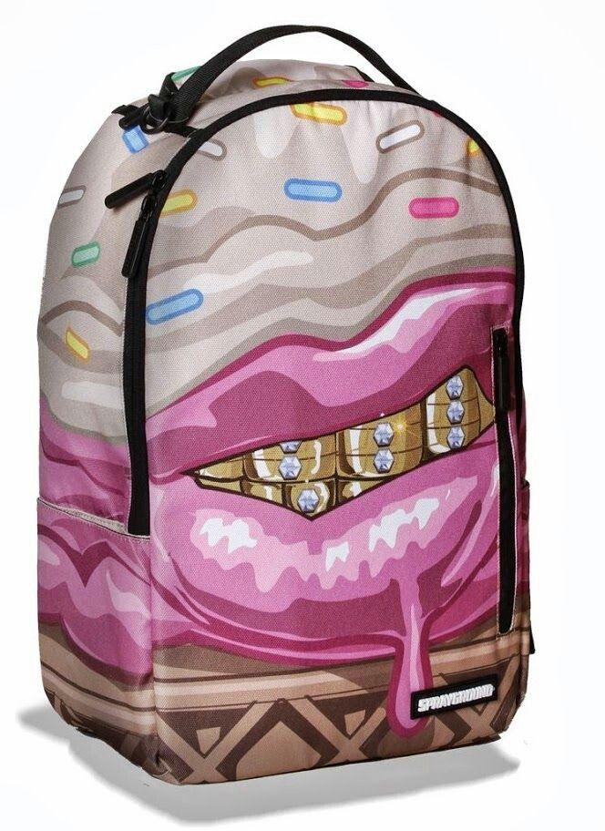 Sprayground Backpacks Backpacking BackpacksBook BagsSchool