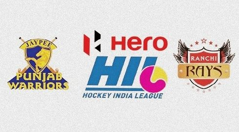 Watch Ranchi Rays vs Jaypee Punjab Warriors final game of 2015 hockey India league live telecast & streaming on Star Sports. RR vs JPW final starts at 7:00.