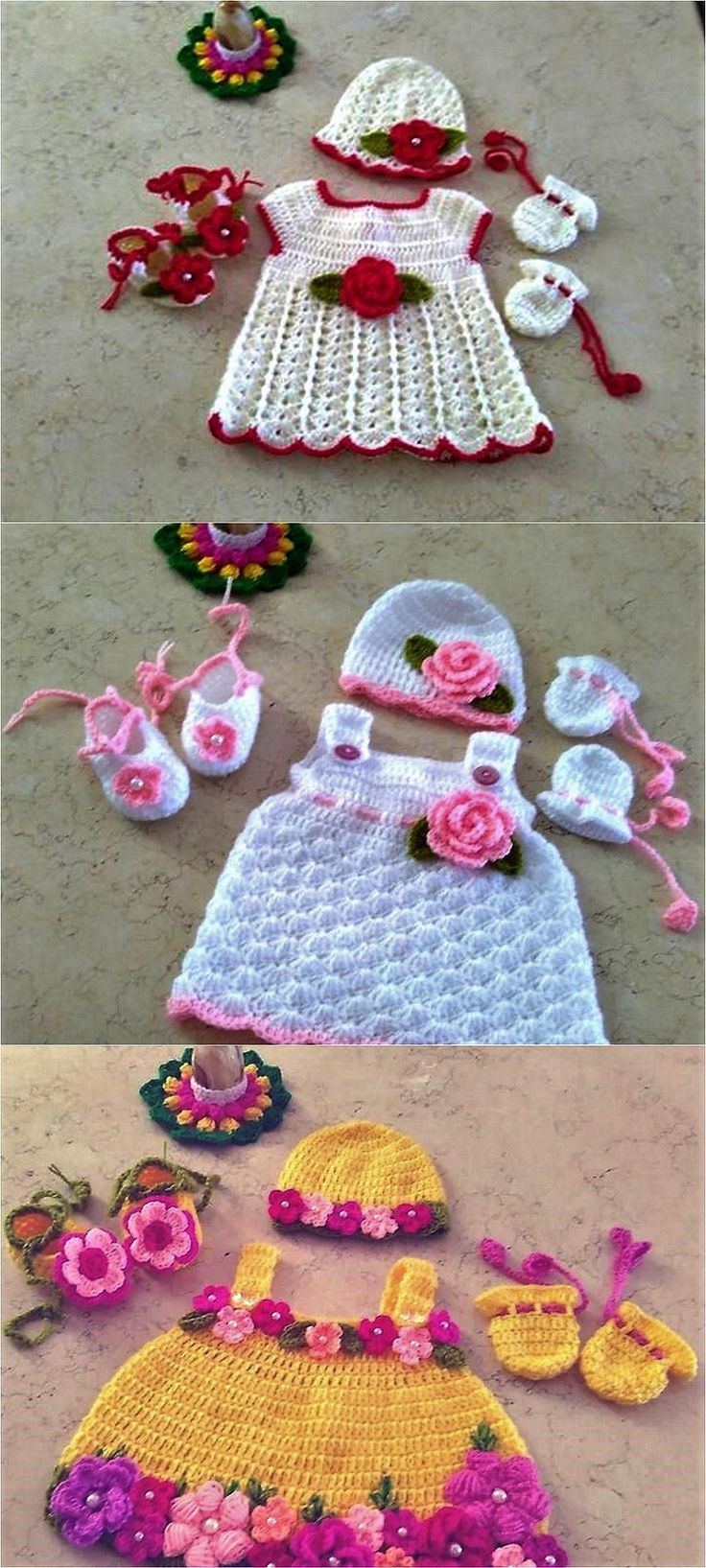 Completed yesterday sets for born baby.. on order . Aluri Falguni
