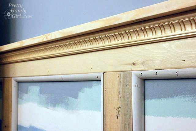 Board and Batten Moulding Tutorial