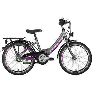 Conway AC 230 Wave 24 Zoll flashgrey/purple Kinderfahrrad kaufen beste Angebot | 24 Zoll Kinderfahrräder Kaufen