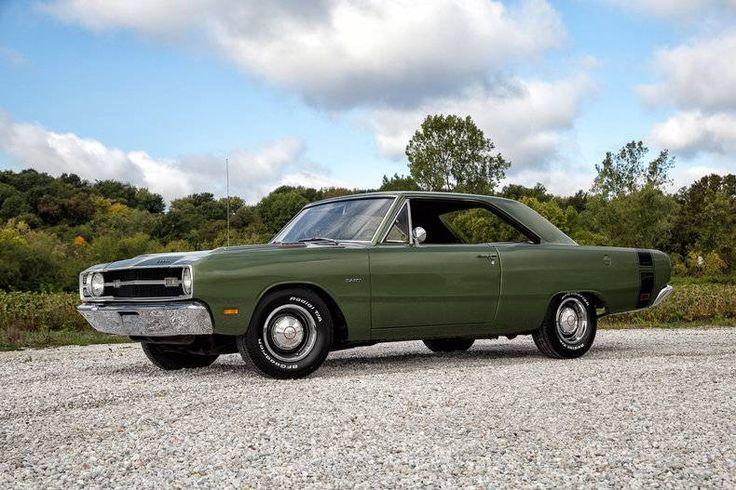 1969 Dodge Dart Hardtop