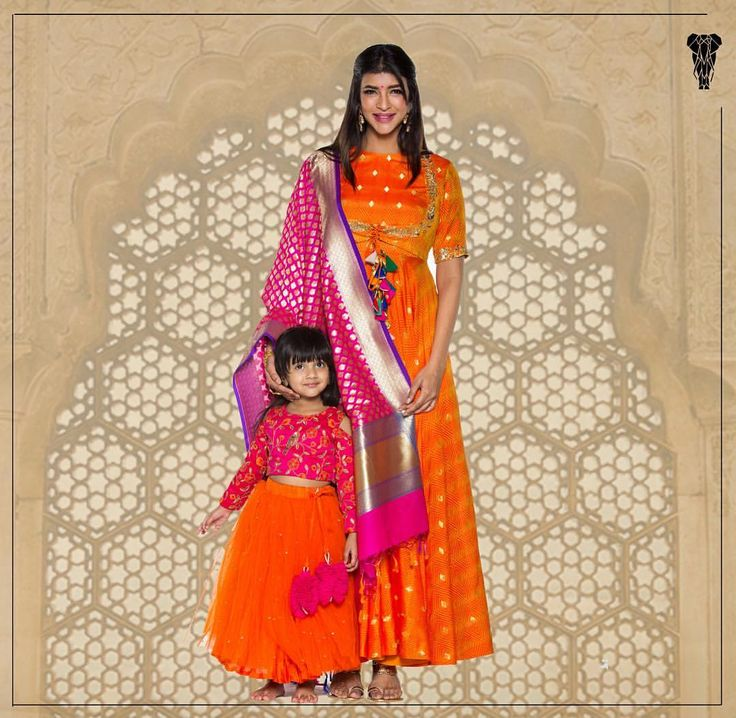 Lakshmi Manchu looking radiant is Shilpa Reddy design giving  a major style goal for Eid and the onset of festive season . Sink yourself in fiery orange Anarkali and Magenta brocade duppata to brighten your day. 20 June 2017