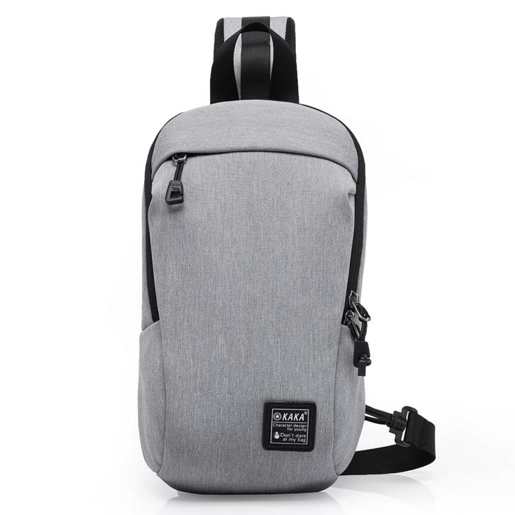 16.70$  Buy now - http://ali9ig.shopchina.info/go.php?t=32794596625 - 2017 New Korean Version Brand Design Men Fashion Waterproof Messenger bags Simple Chest Pack Shoulder Bag for Ipad Grey & Black  #magazineonlinewebsite