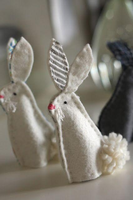 finger puppets - link