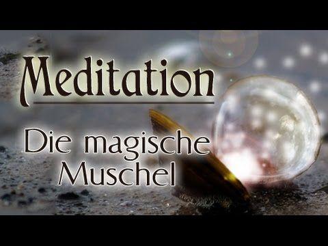 Geführte Meditation für Kinder: Die magische Muschel | Hilfe bei Sorgen & Unruhe - YouTube